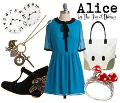 by The Joy of Disney  http://www.thejoyofdisney.com/2012/02/alice-alice-in-wonderland.html