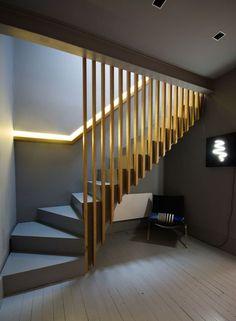 idee illuminazione scale con led 3
