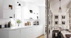 Love this Galley Kitchen!