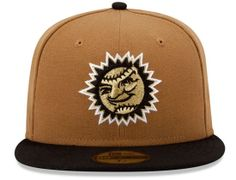 Jacksonville Suns Authentic Alternate 59Fifty Fitted Cap by NEW ERA x MILB