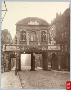 Londres en 1880 londres