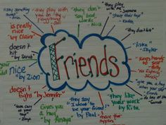 Friends! (Interactive Writing)