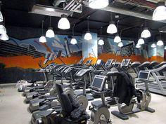 Gym graffiti. Jose and jhon?