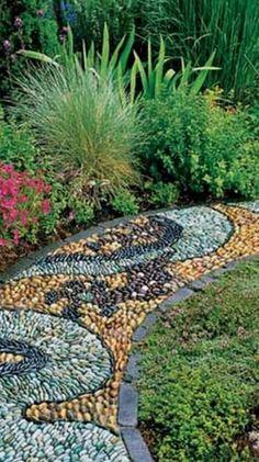 Pathways In Gardens 64 glorious garden pathways | gardens, garden paths and backyard