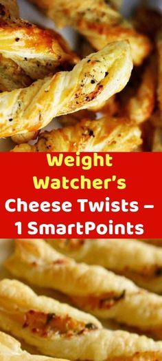 Weight watchers Cheese twists 1 smart point watchers Source by ctmhkwregion Weight Watchers Chicken, Weight Watchers Meals, Dinner Recipes Easy Quick, Easy Meals, Easy Recipes, Cheese Twists, Crockpot Recipes, Cooking Recipes