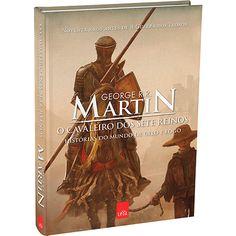 Livro - O Cavaleiro dos Sete Reinos: Histórias do Mundo de Gelo e Fogo - Edição Especial - Capa Dura R$ 30,03