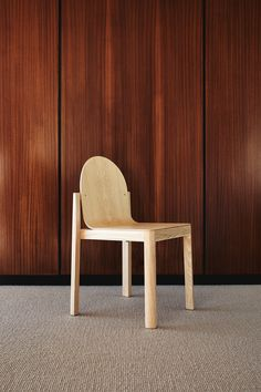 The Cleo Chair by Stine Aas + Dims. Is Inspired by the Norwegian Coast - Design Milk Staining Wood, Chair Design, Furniture, Chair, Design Milk, Clever Design, Furniture Inspiration, Home Decor, Home Furnishings