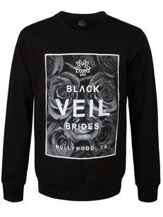 Black Veil Brides Black Box Men's Sweater
