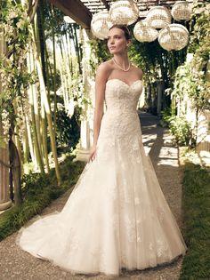 Style 2168 | Casablanca Bridal | Available at Lulu's Bridal Boutique | Dallas, Texas | Bridal Salon | Wedding Dress
