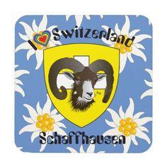 Schaffhausen - Schweiz - Suisse - Svizzera Getränk Untersetzer