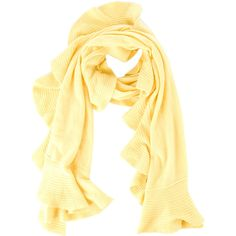 Pre-owned Magaschoni Cashmere Scarf (2.088.910 IDR) ❤ liked on Polyvore