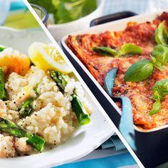 10 lättlagade middagar för dig som vill gå ner i vikt Lchf, Risotto, Food And Drink, Health Fitness, Ethnic Recipes, Desserts, Protein, Get Lean, Health Foods