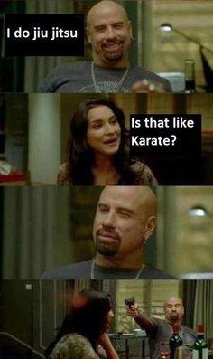 Martial arts and mma humor