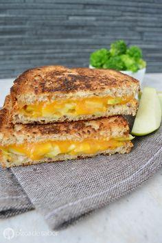 16 Sándwiches de desayuno que no te tomarán nada de tiempo