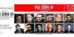 Roma: il 19 settembre a La Montecarlo 12 artisti camerieri per solidarietà