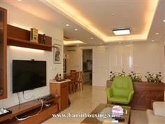 Modern furnished 3 bedroom apartment in P Tower, Ciputra
