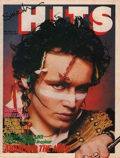 Smash Hits magazine, June 11, 1981 — Adam and the Ants