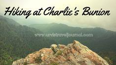 Hiking at charlie's