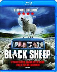 My 1st date movie choice many years ago! Black Sheep (Unrated) (Blu-Ray)(Limit 1 copy per client)
