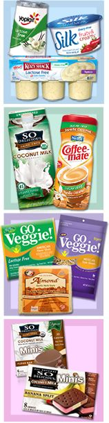 PIN THIS - Hungry Girl's top DAIRY-FREE picks!