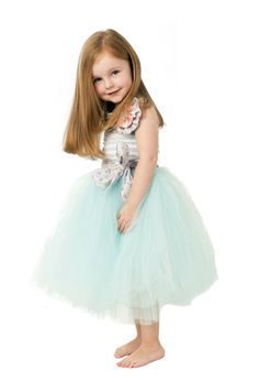 #Oobi Baby & Kids | Summer party dress with oodles of tulle. Isabella Dress, SS13 collection. #kidsinstyle #lmnop