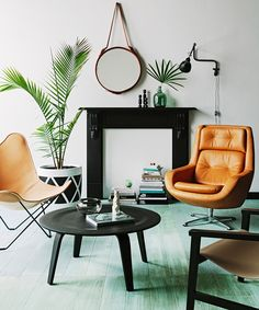 Conversational Seating feature in the April 2015 issue of Real Living. Stylist Tahnee Carroll & Photographer Felix Forest.
