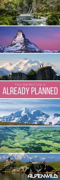 With so much to choose from, sometimes it's easiest to look at Alpenwild's annual calendar of tours and find the best dates for your busy schedule. You're sure to find something to get excited about–whether it's summer hiking, spring and fall sightseeing, or winter skiing and snowshoeing.