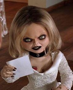 Tiffany Ray bride of Chucky