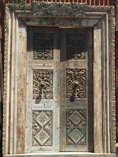 Indian Doors The Salvage Co Judy Cota Architectural Antique And Of Santa Barbara