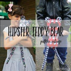 Try this adorable teddy bear sewing pattern. I love the skinny limbs 😊 #SewingPattern Teddy Bear Sewing Pattern, Pdf Sewing Patterns, Doll Patterns, Bear Patterns, Fabric Dolls, Paper Dolls, Rag Dolls, Teen Boy Fashion, Guy Fashion