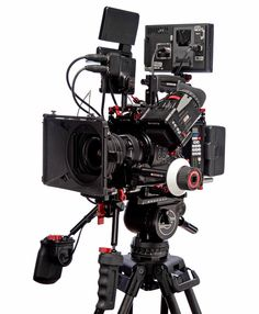Zacuto Studio Rig for Canon C300