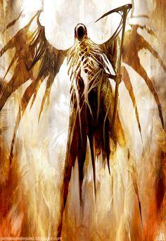 Reaper by ramsesmelendeze.deviantart.com on @DeviantArt