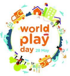 World Play Day logo