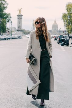 { on the streets of Paris }