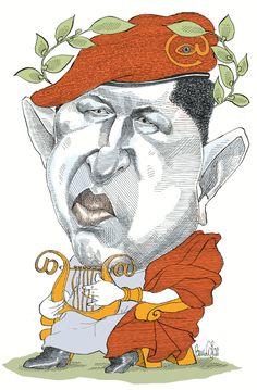 Hugo Chávez - Pancho Cajas