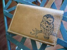 Owl: embroidery inspiration