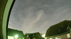Night Timelaps GoPro 4 Silver, Shutter: 30s, Intervall: continuous.