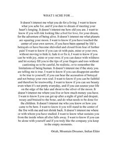 The best piece of writing I have ever read. Changed my life in an instant.