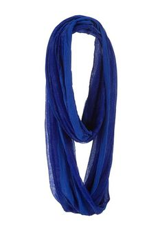 Lightweight shadow stripe infinity scarf (original price, $14) available at #Maurices