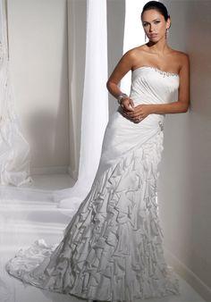 My actual wedding dress :)