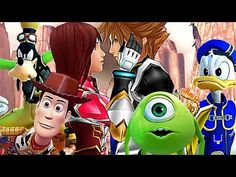 Play the monsters of Monster's Inc, the toys of Toys Story, Donald Duck and others in KINGDOM HEARTS III Subscribe HERE and NOW ➜ https://www.youtube.com/channel/UC64oAui-2WN5vXC7hTKoLbg?sub_confirmation=1 The BEST GAMES are here ➜  htt...