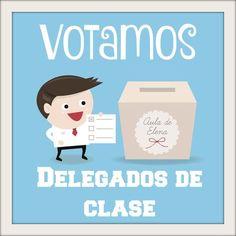 Votación de los delegados de clase del curso 2016-17. Funciones y cualidades del delegado. Packing, Blog, School, Class Decoration, Loom Band Bracelets, Classroom, Activities, Projects