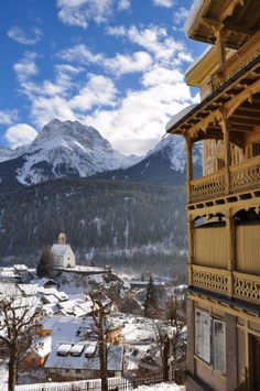 #Scuol #Switzerland #Engadin