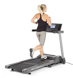 Best Incline Treadmill for Home Use - If you want to get a more intense cardio workout or do some strength or marathon training indoors, get a treadmill with adjustable incline. Incline Treadmill, Folding Treadmill, Running On Treadmill, Treadmills For Sale, Training Equipment, No Equipment Workout, Fitness Equipment, Treadmill Machine