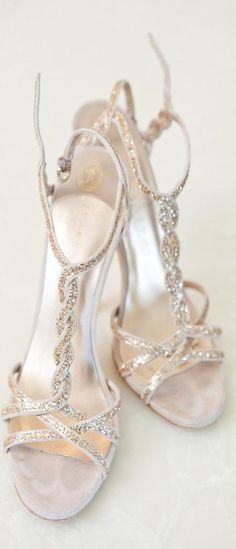 Bridal Sandals ♥✤ | KeepSmiling | BeStayBeautiful