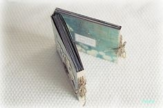 Book binding tutorial for mini album/book