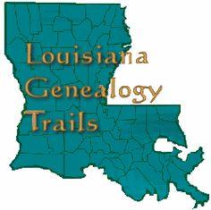 Louisiana Trails Acadia Parish #genealogy