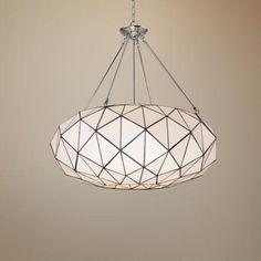 tetra 4 light chandelier