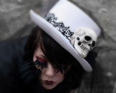 fffc6cafd770 I up-cycled   embellished a man s hat. - photography