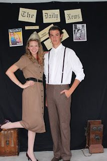 How to throw a 1940s big band party 1940s and costumes for How to throw a big party